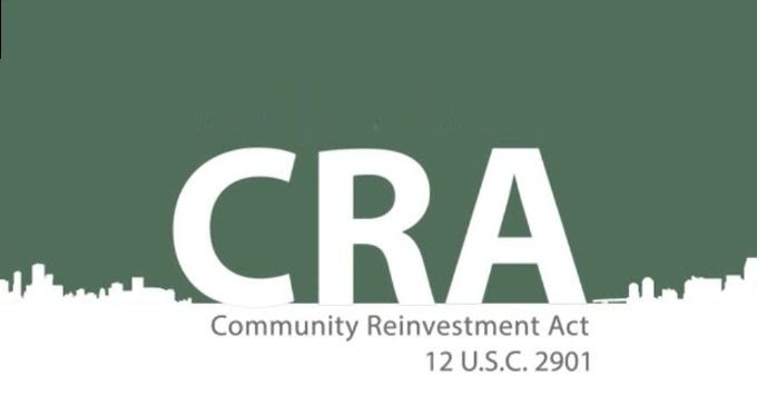 Commentary Future of community reinvestment act uncertain