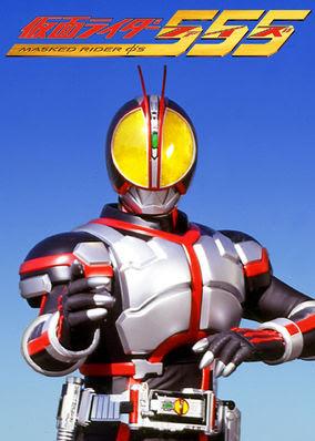 Kamen Rider 555 - Season 1