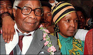 "Govan Mbeki, the author of ""The Peasant's Revolt"", was a leading theoretician in the South African struggle as a member of the African National Congress and the South African Communist Party. by Pan-African News Wire File Photos"