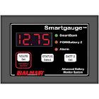 Balmar Smartgauge Battery Monitor - 12/24V - 44-sg-12/24