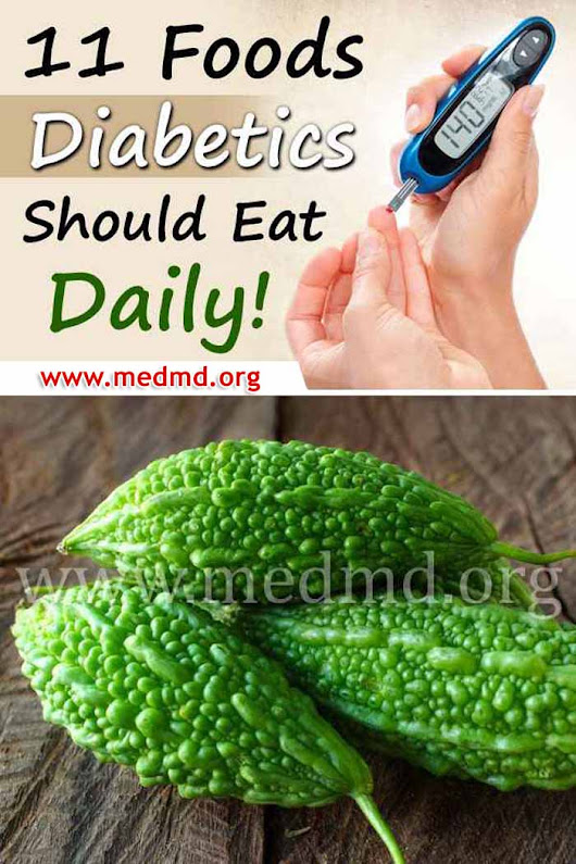 11 Foods Diabetics Should Eat Daily