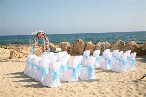 Paradise Sands, Cyprus #beachwedding   Weddings in Cyprus