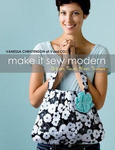 Image of Make it Sew Modern by Vanessa Christenson