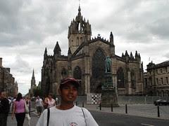 St Giles Cathedral, Edinburgh, Scotland, United Kingdom