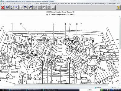 Perfect Nissan: 2000 Nissan Frontier Engine 33 L V6 | 2000 Nissan Frontier Engine Diagram |  | Perfect Nissan - blogger