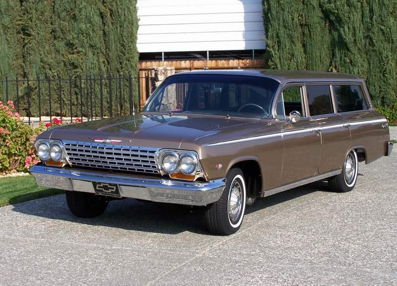 Chevrolet from 1959-1970