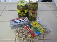 Ingredients Bolitas de Queso
