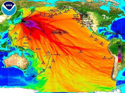 Fukushima radioactivity a complete non-issue on West Coast: Also for Fukushima locals, in fact