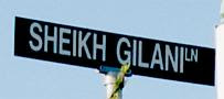 Sheikh Gilani Lane