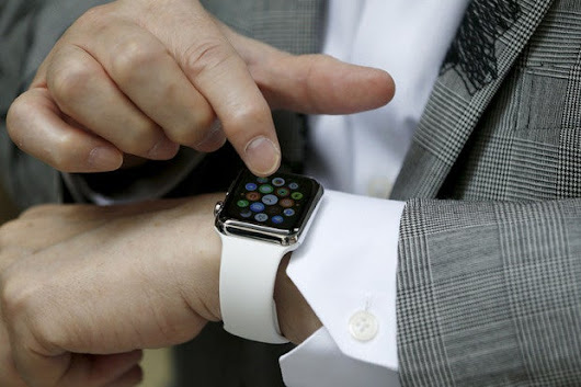 Why Apple Watch is a business traveler's best friend