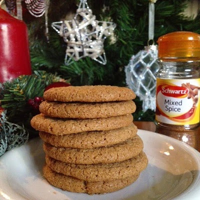 Easy Spiced Sugar Cookies Recipe | Mostly About Chocolate Blog