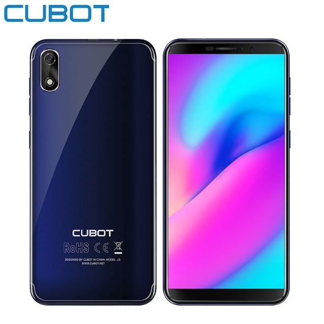 Beste Kopen Cubot J3 3g Smartphone 5.0 #039; #039;Glonass Screen Android GAAN MT6580 Quad Core 1 Gb + 16 8MP Achteruitrijcamera Vingerafdruk GPS Mobiele Telefoon Goedkoop