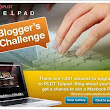 Join PLDT TELPAD's Bloggers Challenge for a chance to win a Macbook Pro and more!Join PLDT TELPAD's Bloggers Challenge for a chance to win a Macbook Pro and more!