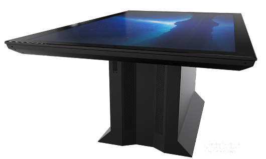 Colossus Multitouch Table with 86-inch 4K UHD Touch Screen