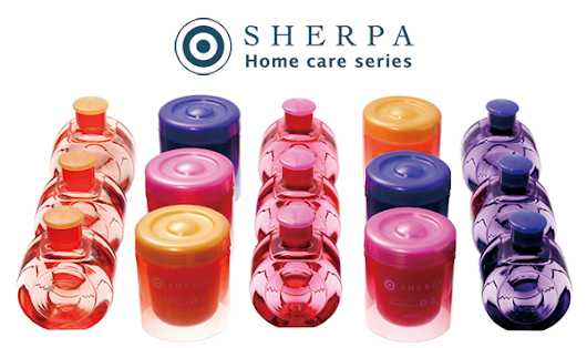Rejuvenate, Protect and Maintain Healthy Hair with Sherpa