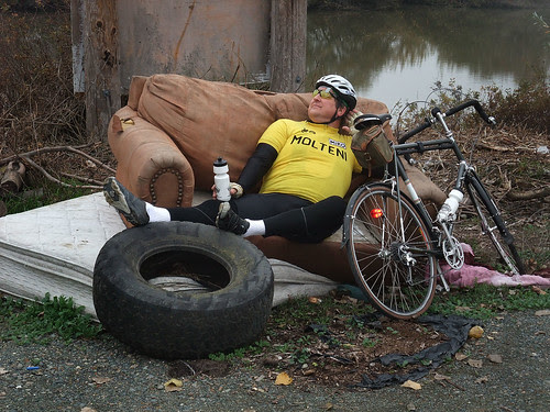 relaxed ride