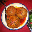 Its Raining Meatballs ..... history and a frugal recipe