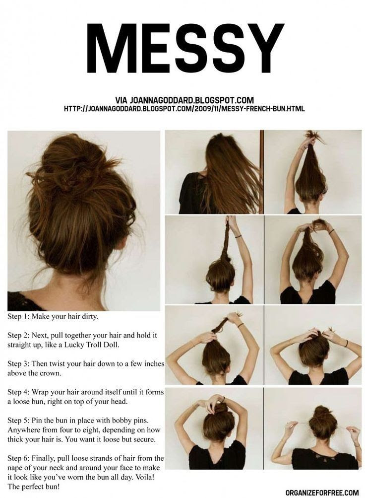 7 Easy Step by Step Hair Tutorials for Beginners - Pretty ...