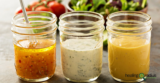 9 Ways to Make Your Own Salad Dressing - Blog