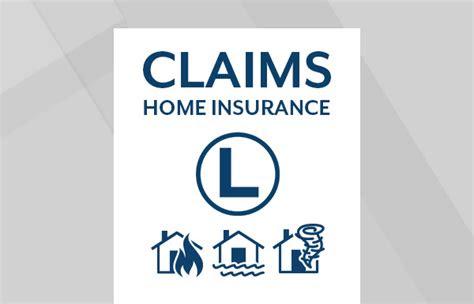 loss filing  home insurance claim lawley