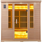 Infrared Sauna - 4 Person Unity Basswood