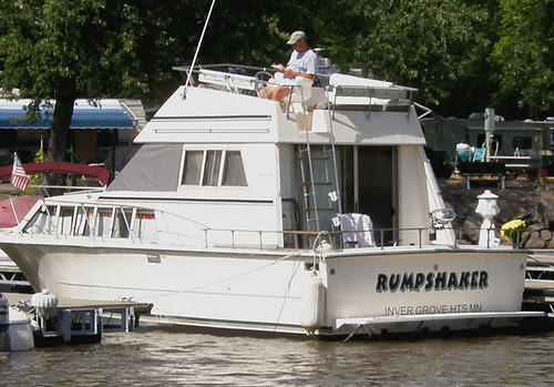 The Rumpshaker