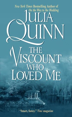 The Viscount Who Loved Me (Bridgerton Family) by Julia Quinn