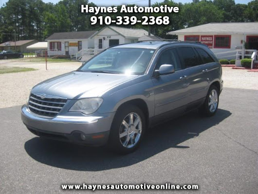 Used 2007 Chrysler Pacifica Touring FWD for Sale in Fayetteville NC 28303 Haynes Automotive