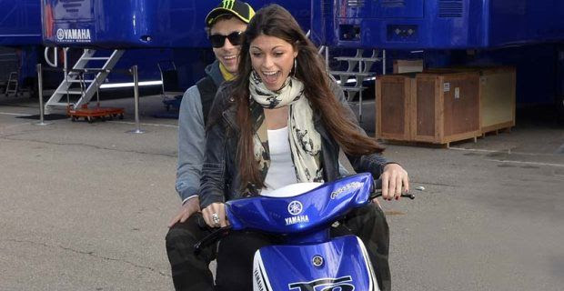 REVEALED: The stunning WAGS of Moto GP playboy racing