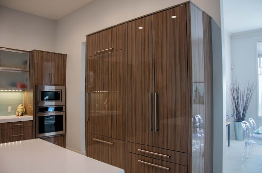 Build your dream home with built in cupboards