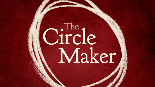 GIVEAWAY: The Circle Maker by Mark Batterson