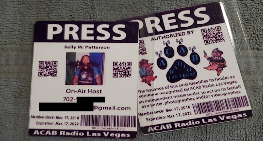 Custom Press Passes for Independent Media and Freelancers: Take Your Activism to the Next Level
