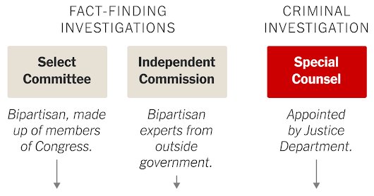 Why It's Hard to Have an Independent Russia Investigation