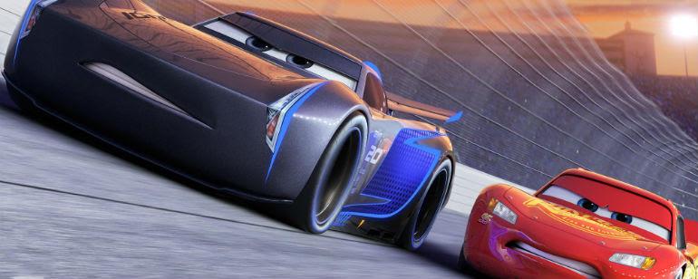 Cars 3 Conoce A Jackson Storm Y Cruz Ramirez Los Nuevos