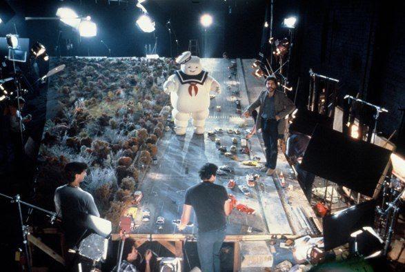 Ghostbusters II Photos sur des tournages de films  photo histoire featured cinema 2 art