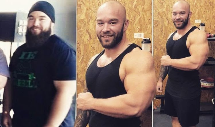 Weight loss: Diet plan of man who lost eight stone