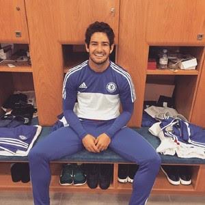 Alexandre Pato Chelsea treino (Foto: Reprodução/Instagram)