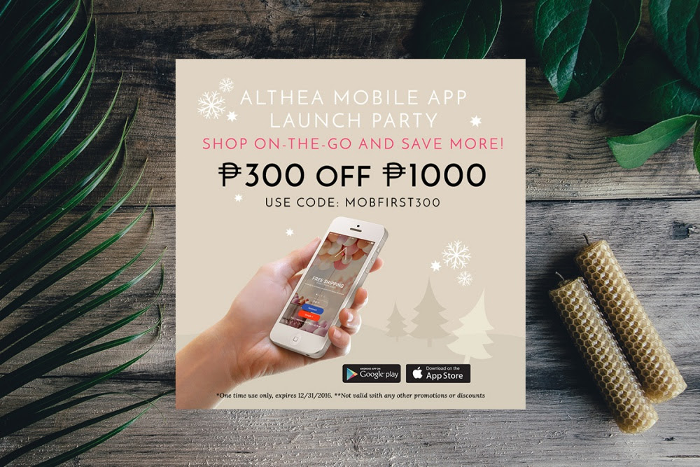 Althea Korea Mobile App Review Philippines