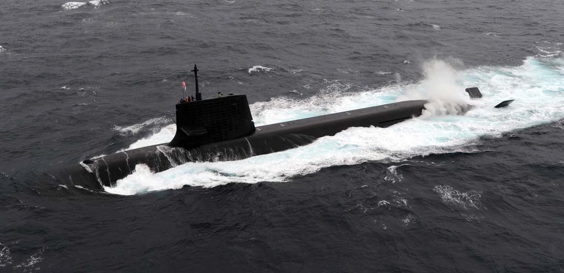 classe Soryu - foto JMSDF - Marinha do Japão