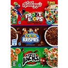 Kelloggs Tri-Fun Cereal - 58 oz box