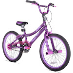 "Kent 20"" 2 Cool Girls BMX Bike, Satin Purple"
