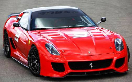 2. Ferrari 599XX Top 10 Most Expensive Cars   2012