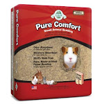 Animal Supply Company OX10802 Pure Comfort Bedding Natural