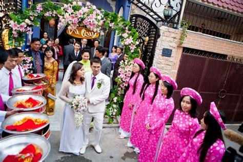 vietnamese wedding ceremony vietnam wedding customs