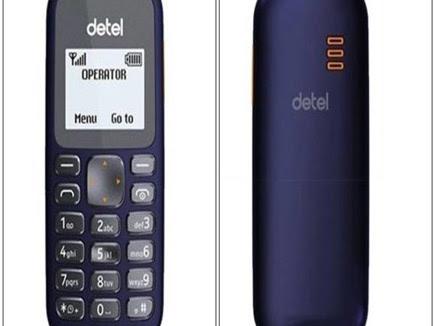 जियो के फीचर फोन को 'डिटेल D1' यूं देगा टक्कर