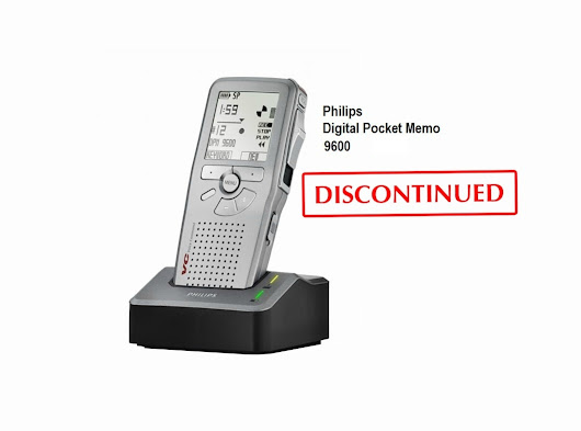 Philips DPM 9600 is Discontinued - Grafimedia