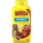L'il Critters Omega-3 with DHA 220 Gummy