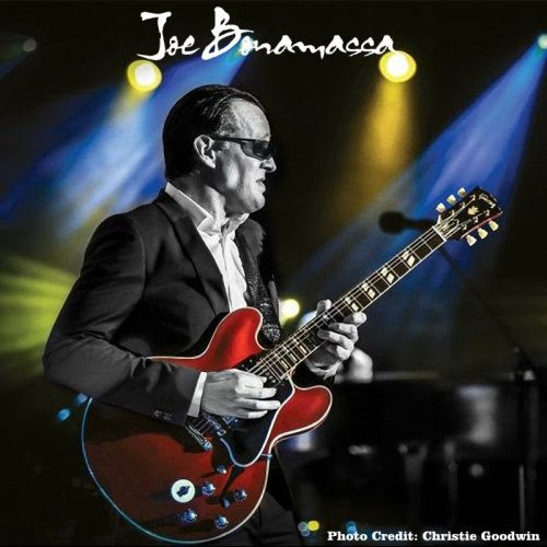 Joe Bonamassa – Europe Fall 2018 TOUR – Bies Czad Blues