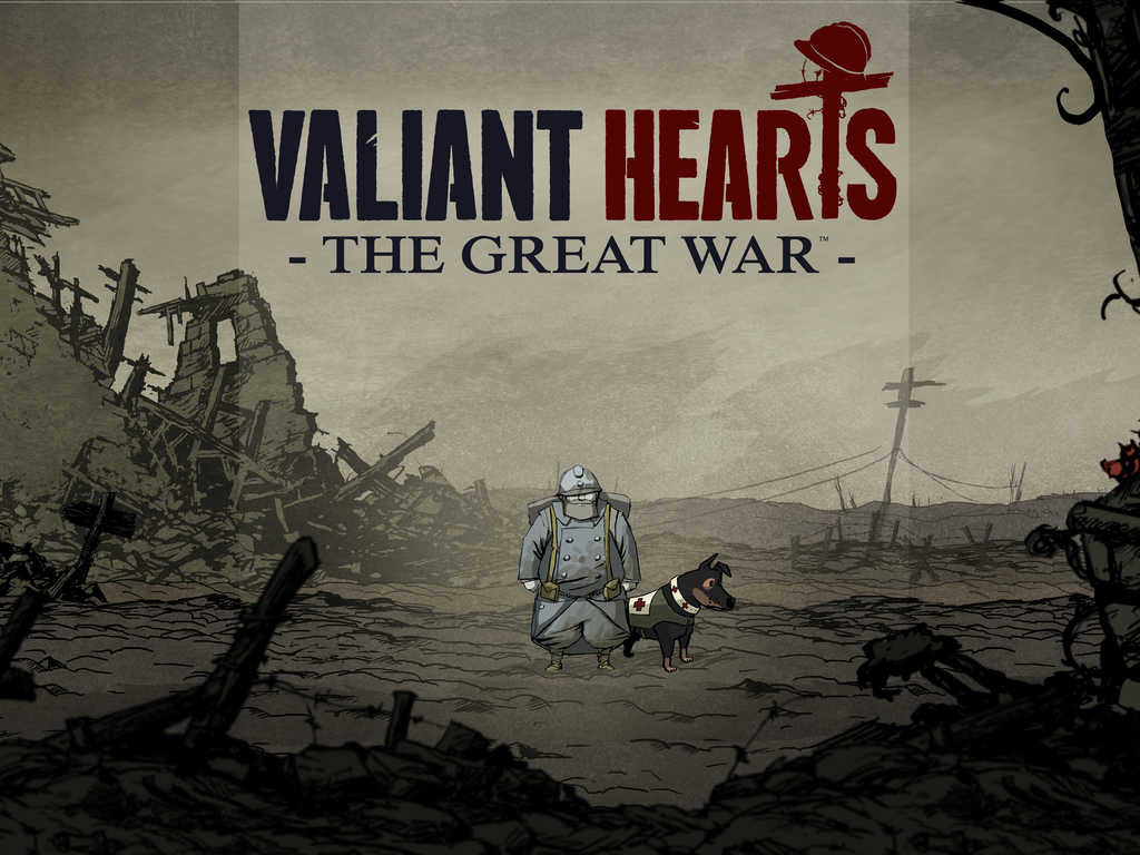Ubisoft S Wwi Inspired Puzzle Adventure Game Valiant Hearts The Great War Out Now On Ios
