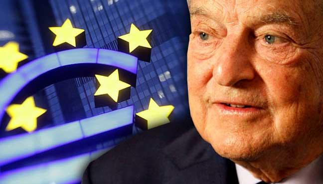 Risultati immagini per SOROS EU